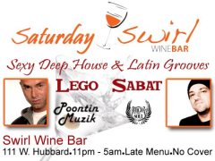 Saturday, March 5th Saturday Swirl! – Chicago
