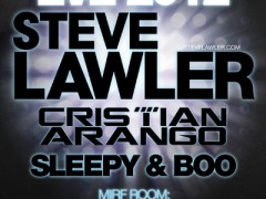 NEW YEARS 2012 w/ STEVE LAWLER @ District 36 – NYC