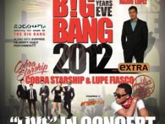 12-31-2011 Big Bang New Years Lupe Fiasco, Cobra Starship, Hosted by Mario Lopez Extra TV