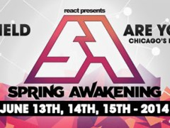 [SAMF] Label Curated Stages Announced for Spring Awakening Music Festival