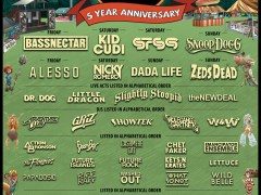 North Coast Music Festival 2014 Lineup Announced (August 29-31, 2014)| Tickets On-Sale Now