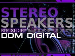 "Joseph Lp ""Stereo Speakers"" Remixed By Dom Digital Out April 4th"