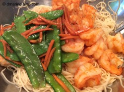 Unusual Noodles Used To Make Lo Used Chinese Noodles Since That Is What I Used To Make Shrimp Shrimp Lo Mein Shrimp Lo Mein Near Me Shrimp Lo Mein Spicy In Case You Re Are All Types
