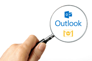 Search in Microsoft Outlook