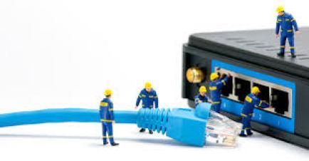 network equipment maintenance