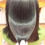剛毛、乾燥毛、多毛、癖強が素髪で・・・(千葉)