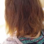 美容室通いで 大変な髪の毛に・・・(北海道)