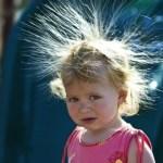 髪の毛の静電気についての悩み