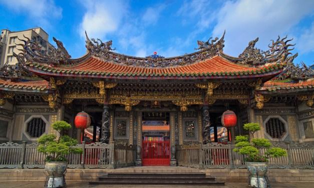 Letenky Taiwan – super cena 9 130 kč