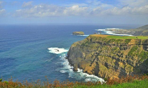 Megaakce: Na Azorské ostrovy jen za 2824 Kč z Prahy