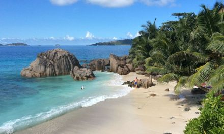 Letenky na Seychely na Vánoce
