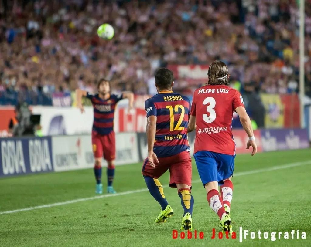 Atlético de Madrid - FC Barcelona