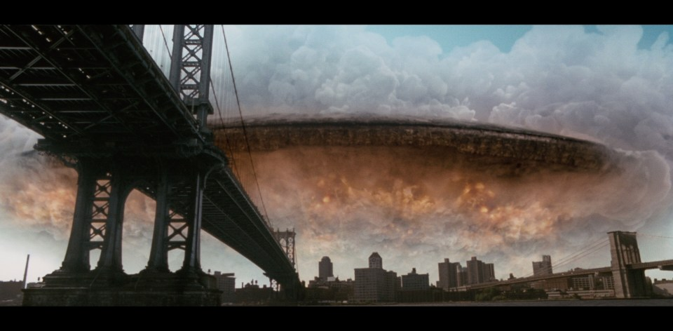 Independence Day 20th Anniversay Blu-ray screen shot 7