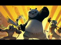 Kung Fu Panda 3 Blu-ray screen shot 3