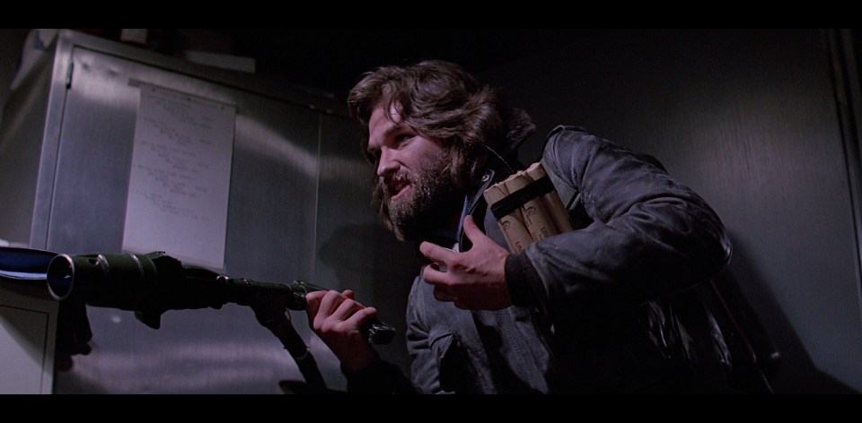 The Thing Collector's Edition Blu-ray screen shot 17