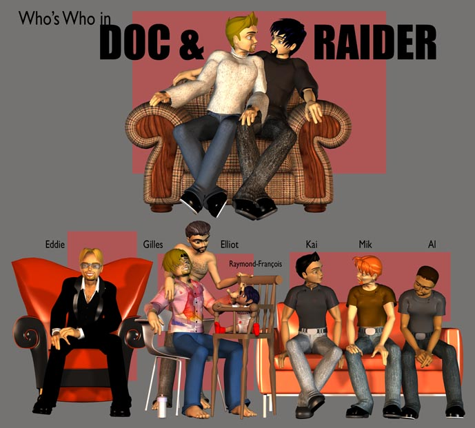 About Doc and Raider