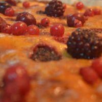 Tarte de Frutos Vermelhos