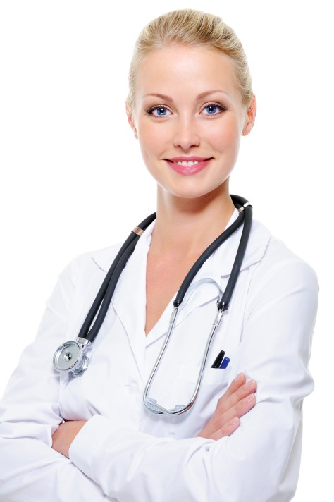 http://www.dreamstime.com/stock-photo-beautiful-successful-female-doctor-image13011820