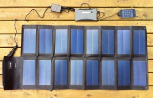 Flexible Solar Charging With @Select_Solar & @PowerMonkeys