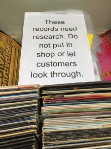 Oxfam Records