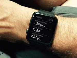 Apple Watch Big Run