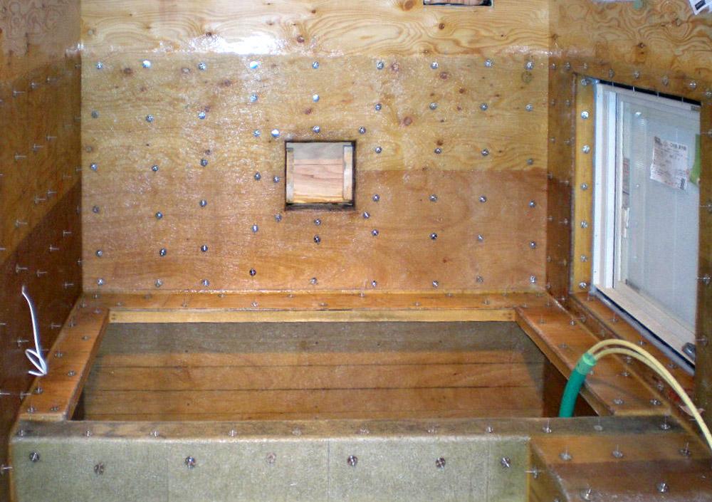 浴室のFRP防水