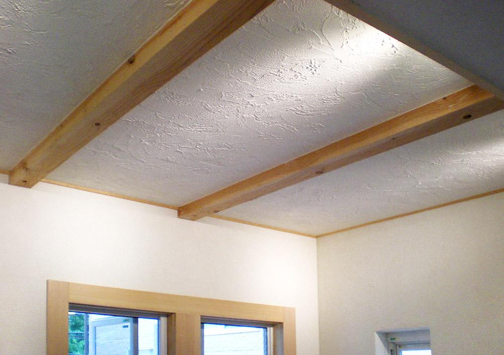 天井の照明効果