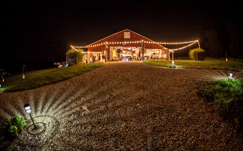 Romantic Wedding Venue Reception Venue Barn Missouri St.Louis