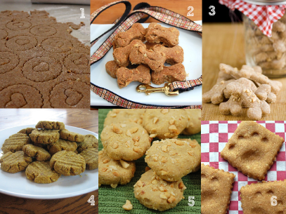 peanut mania: a peanut dog treat recipe collection