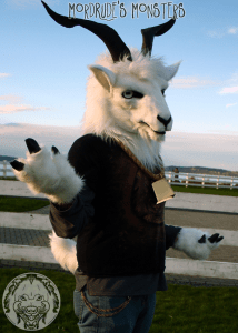 Enjoy a visit to Mordrude's gallery of suits - I'm quite partial to Totes McGoat!