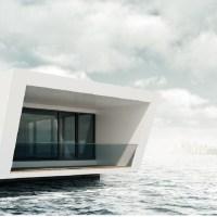 Modern Floating Homes | Victoria Wharf Hamburg