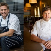Chef Curtis Stone Hosts #MoreFarmers at Maude Restaurant Beverly Hills