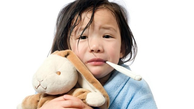 Flu anak