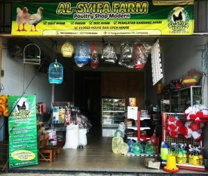 poultry shop di kendari