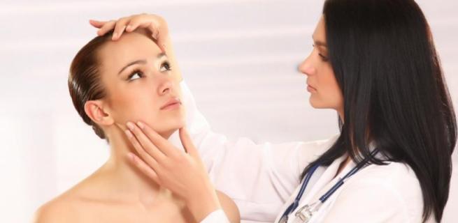невропатией лицевого нерва