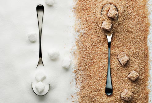getty_rf_photo_of_processed_sugar_and_raw_sugar