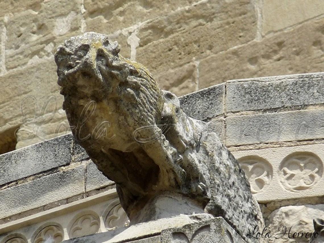 Gárgola Catedral Lleida (304)