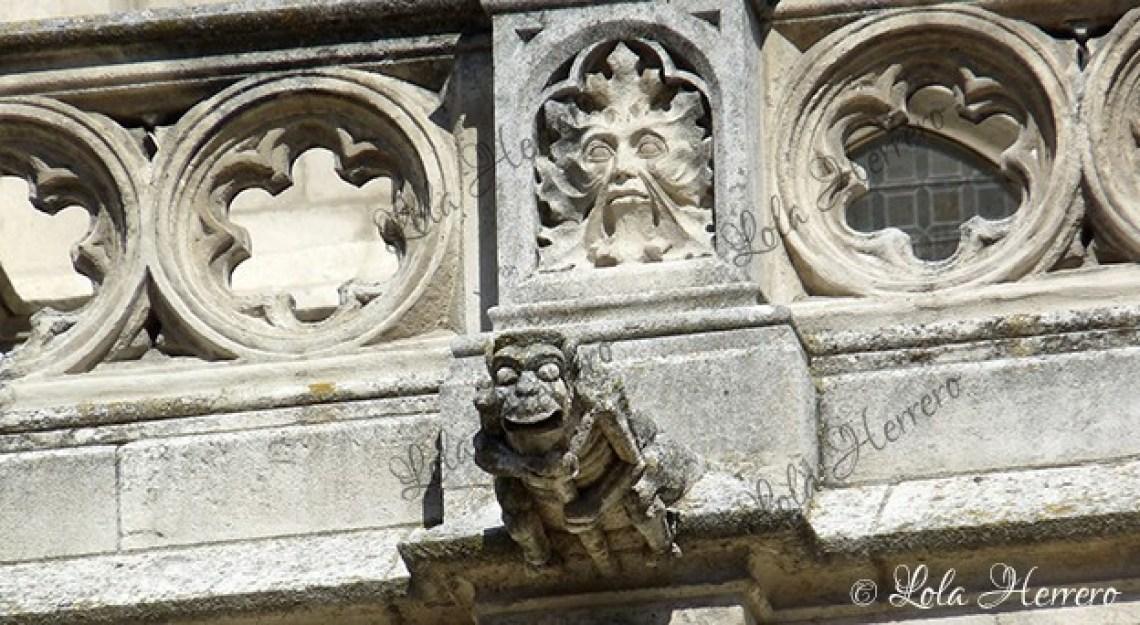 Gárgola Catedral Burgos (344)