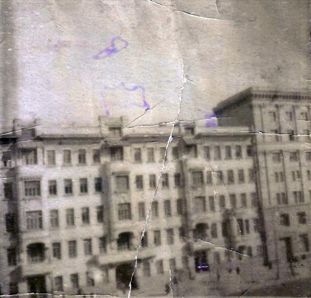 1950-е годы. Из личного архива жителя квартиры № 17 Вячеслава Жигарева