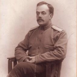Андрей Андреевич Соколов. Москва, 1910-е. Из личного архива внучки А.А. Соколова Елены Андреевны Карельской