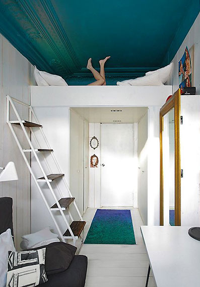 Comment d corer le plafond for Decorer un plafond