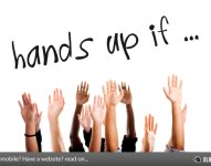 hands-up-if