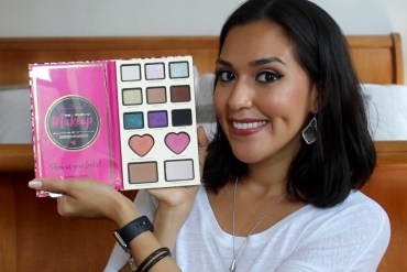 Too Faced The Power of Makeup Nikki Tutorials Video Swatches Review Look