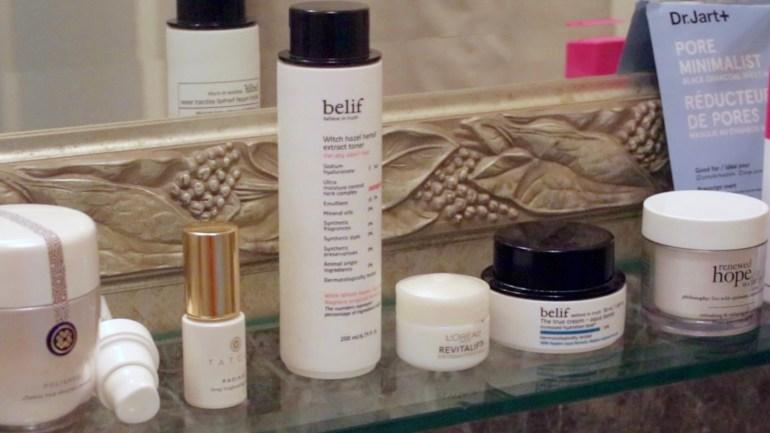 morning skincare routine k beauty japanese beauty drugstore high end video