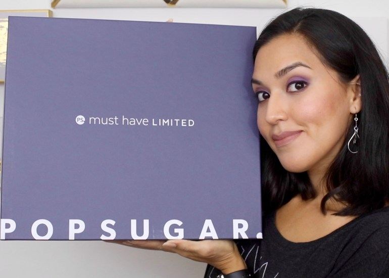 popsugar-fall-must-have-unboxing