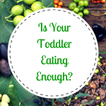 Is Your Toddler Eating Enough?