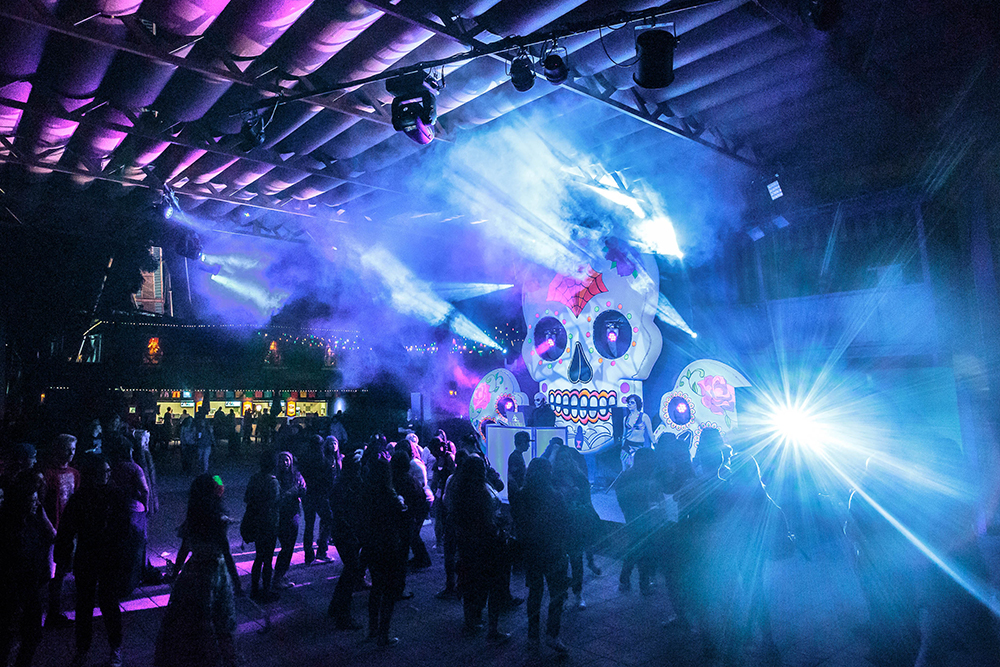 Knott's Scary Farm Fiesta de los Muertos