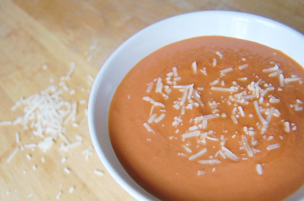5-Minute Creamy Tomato Soup