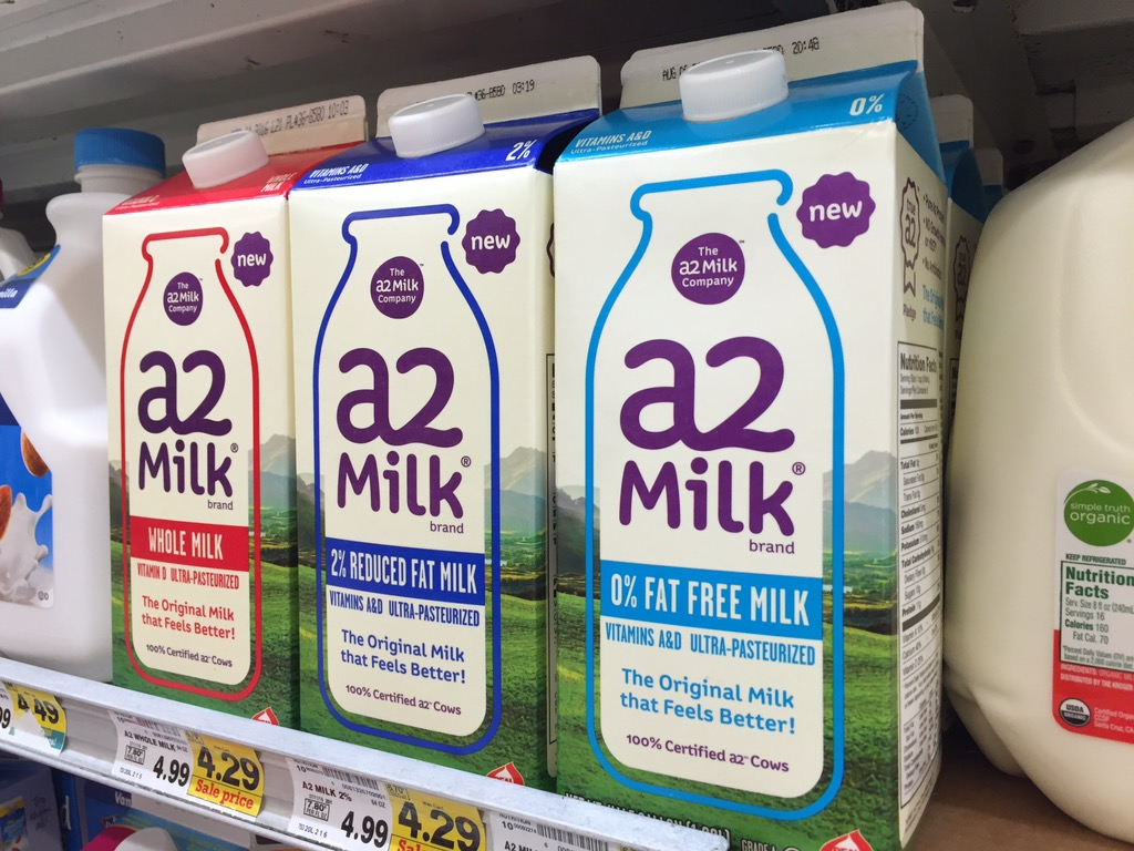 back to school with a2 milk