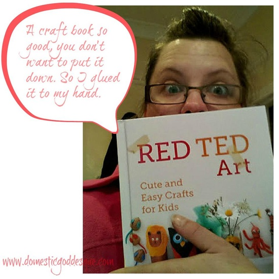 red ted book